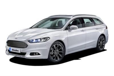 Ford Mondeo Estate 1.0 EcoBoost Zetec Edition 5dr 18 Business Contract Hire 6x35 10000