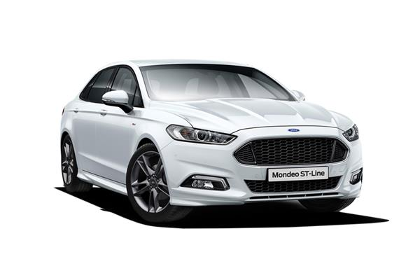 Ford Mondeo Diesel 2.0 TDCi 180 ST-Line Edition 5dr 2018 from £249.17 + VAT per month