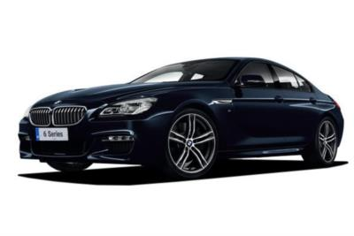 Bmw 6 Series Diesel Gran Coupe 640d Se 4dr Auto Business Contract Hire 6x35 10000