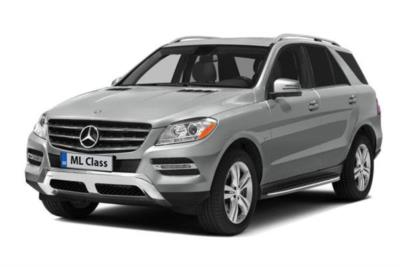 Mercedes Benz M Class Diesel Sw ML 350d CDI BlueTEC AMG Line 5dr Auto Business Contract Hire 6x35 10000
