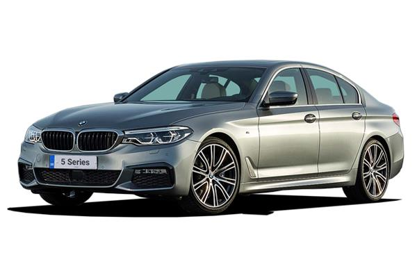 BMW 5 Series Saloon 520d M-Sport 4dr Auto from £267.99 + VAT per month