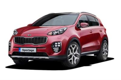 Kia Sportage Estate Special Edition 1.7 Crdi ISG GT-Line Edition 5dr 6Mt Business Contract Hire 6x35 10000