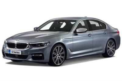 Bmw 5 Series Saloon 520i M Sport 4Dr Auto Business Contract Hire 6x35 10000