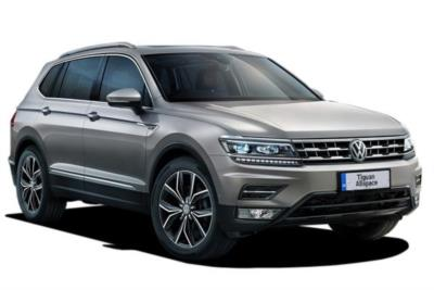 Volkswagen Tiguan Allspace Estate 1.4 TSI SE Nav 5dr Business Contract Hire 6x35 10000