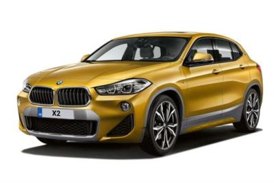 Bmw X2 Hatchback sDrive 20i M Sport X 5dr Step Auto Personal Contract Hire 6x35 10000