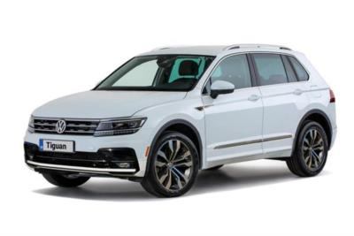 Volkswagen Tiguan Diesel Estate 2.0 Tdi 150ps BMT R-Line 5dr 2WD DSG Business Contract Hire 6x35 10000