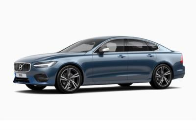 Volvo S90 T8 [390] Hybrid R-Design Pro 4dr AWD Geartronic Business Contract Hire 6x35 10000