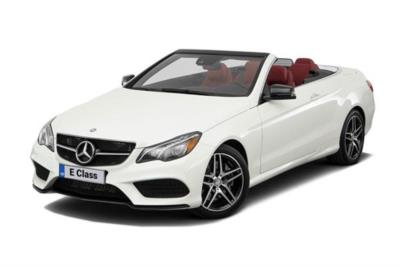 Mercedes Benz E Class Diesel Cabriolet E350 BlueTEC AMG Line 9G-Tronic Business Contract Hire 6x35 10000