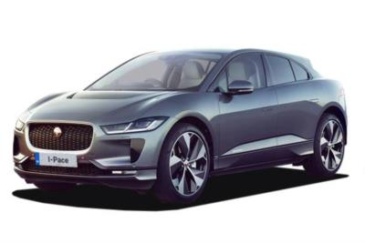 Jaguar I-Pace SUV 90KWh EV400 S 5dr Auto Business Contract Hire 6x35 10000