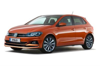 Volkswagen Polo Hatchback 1.0 65ps S 5dr 5Mt Business Contract Hire 6x35 10000