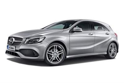 Mercedes Benz A Class Hatchback A160 1.6 102ps AMG Line 5dr Auto Business Contract Hire 6x35 10000