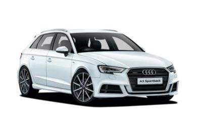 Audi A3 Sportback Special Editions 1.5 Tfsi 150ps CoD Black Edition 5dr S-Tronic 7At Business Contract Hire 6x35 10000
