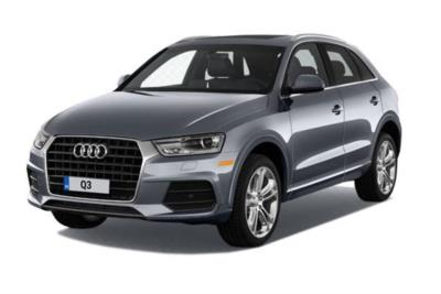 Audi Q3 Diesel Estate 2.0 Tdi 184ps Quattro Sport 5dr 7At Business Contract Hire 6x35 10000
