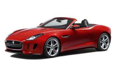 Jaguar F-Type Convertible 2.0 R-Dynamic 2dr Auto Business Contract Hire 6x35 10000