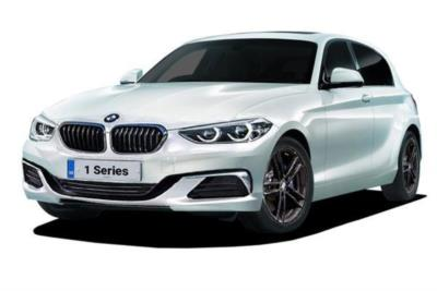 Bmw 1 Series Hatchback Special Eds 118i [1.5] M Sport Shadow Edition 3dr Step Auto Business Contract Hire 6x35 10000