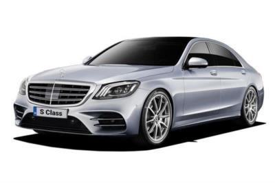Mercedes Benz S Class Saloon S450L AMG Line 4dr 9G-Tronic Business Contract Hire 6x35 10000