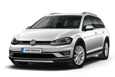 Volkswagen Golf Alltrack Diesel Estate 2.0 Tdi 150ps Alltrack 5dr 6Mt Business Contract Hire 6x35 10000