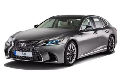 Lexus Ls Saloon 500h 3.5 4dr CVT Auto 2WD Business Contract Hire 6x35 10000