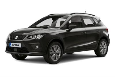 Seat Arona Diesel Hatchback 1.6 Tdi 95ps Se 5dr 6Mt Business Contract Hire 6x35 10000