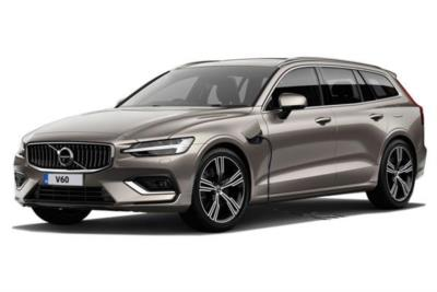 Volvo V60 Diesel Sportswagon Hybrid D5 (163ps) Twin Eng Se Nav AWD Geartronic Auto (Leather) Business Contract Hire 6x35 10000