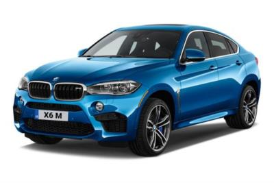 Bmw X6m Estate Xdrive X6m 5dr Auto Business Contract Hire 6x35 10000