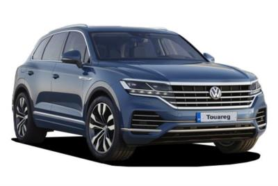 Volkswagen Touareg Diesel Estate 3.0 V6 Tdi 4Motion R Line 5dr Tip Auto Personal Contract Hire 6x35 10000