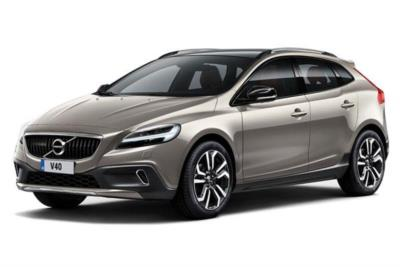 Volvo V40 Diesel Hatchback D4 (190ps) Momentum Nav Plus Geartronic Auto Business Contract Hire 6x35 10000