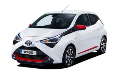 Toyota Aygo Hatchback 1.0 Vvt-i X-Press 5dr Business Contract Hire 6x35 10000