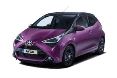 Toyota Aygo Hatchback 1.0 Vvt-i X-Cite 5 5dr Business Contract Hire 6x35 10000