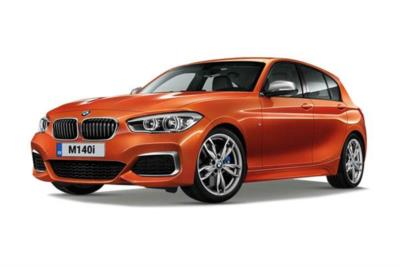 Bmw 1 Series Hatchback Special Eds M140i 5dr Shadow Edition Step Auto Business Contract Hire 6x35 10000