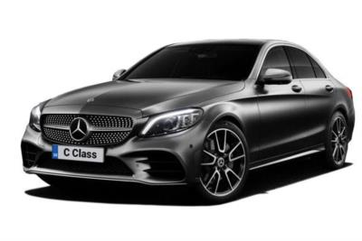 Mercedes Benz C Class Saloon C300 AMG Line Premium 4dr 9G-Tronic Business Contract Hire 6x23 10000