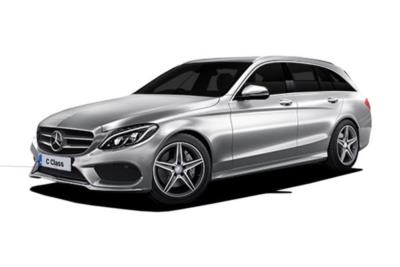 Mercedes Benz C Class Estate Special Editions C220d Nightfall Edition 5dr Auto Business Contract Hire 6x35 10000