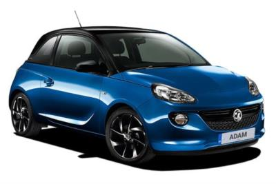 Vauxhall Adam Hatchback Special Editions 1.2i Energised 3dr Personal Contract Hire 6x35 10000