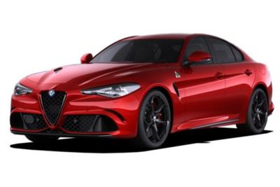 Alfa Romeo Giulia Saloon Special Editions 2.0 TB 280ps Veloce Ti 4dr Auto Business Contract Hire 6x35 10000