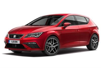 Seat Leon Hatchback 2.0 Tsi 190 FR Sport [EZ] 5dr DSG Business Contract Hire 6x47 8000