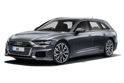 Audi A6 Diesel Avant 40 Tdi S-Line 4dr S Tronic Business Contract Hire 6x35 10000