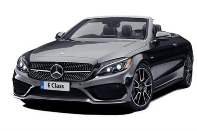 Mercedes Benz E Class Cabriolet E300 AMG Line Premium 2Dr 9G-Tronic Business Contract Hire 6x35 10000