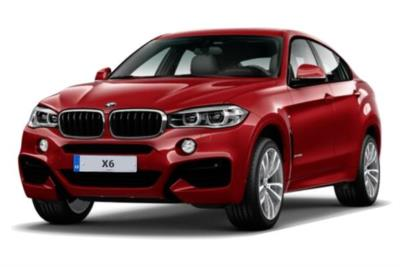 Bmw X6 Diesel Estate xDrive 30d 258ps M Sport 5dr Step Auto Business Contract Hire 6x35 10000