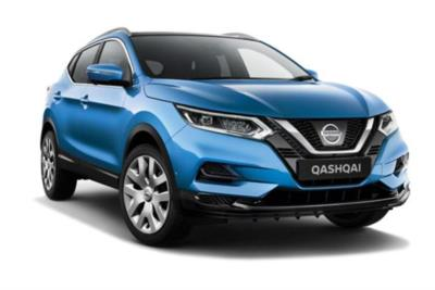 Nissan Qashqai 1.3 DiG-T Visia 5dr Business Contract Hire 6x35 10000