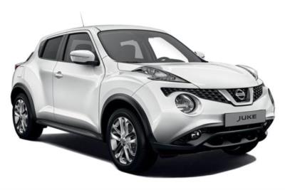 Nissan Juke Hatchback 1.6 [112] Tekna 5dr CVT [Bose] Business Contract Hire 6x35 10000
