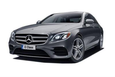 Mercedes Benz E Class Diesel Saloon E220d 194ps 4Matic AMG Line Premium 9G-Tronic Auto Personal Contract Hire 6x35 10000