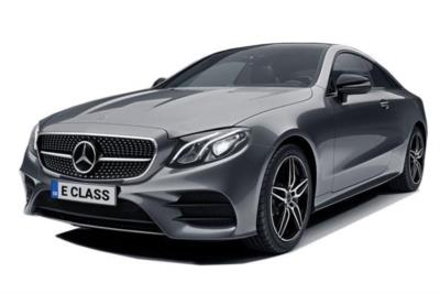 Mercedes Benz E Class Diesel Coupe E350d 4Matic AMG Line Premium 9G-Tronic Personal Contract Hire 6x35 10000