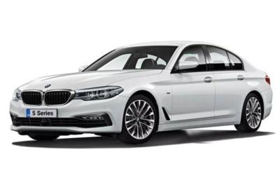 Bmw 5 Series Diesel Saloon 525d M-Sport 4dr Auto Business Contract Hire 6x35 10000