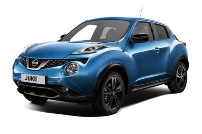 Nissan Juke Hatchback 1.6 [112] Tekna 5dr [Bose] Personal Contract Hire 6x35 10000