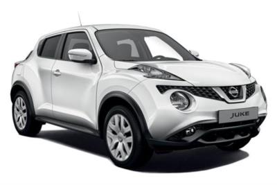 Nissan Juke Hatchback 1.6 Visia 5dr Personal Contract Hire 6x35 10000