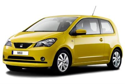 Seat Mii Hatchback 1.0 Design Mii [EZ] 5dr Business Contract Hire 6x35 10000