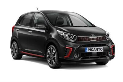 Kia Picanto Hatchback 1.25 GT-Line 5dr Personal Contract Hire 6x35 10000