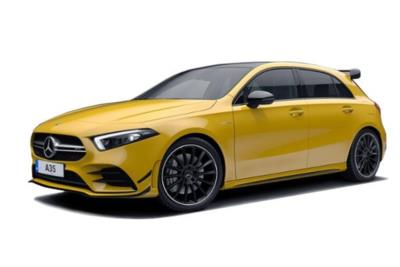 Mercedes Benz A Class AMG Hatchback A35 4Matic Premium 5dr Auto Business Contract Hire 6x35 10000