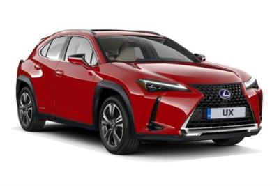 Lexus UX Hatchback 250h 2.0 5dr CVT Business Contract Hire 6x35 10000