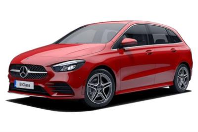 Mercedes Benz B Class Hatchback B180 AMG Line 5dr Auto Business Contract Hire 6x35 10000